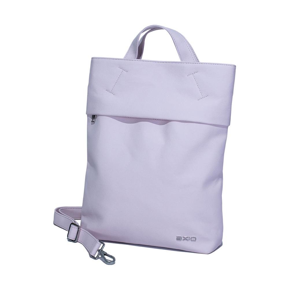 AXIO|KISS Shoulder bag 隨身帆布肩背包 (AKT-536S) 粉色
