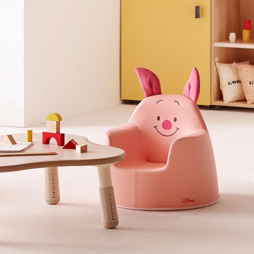 iloom 怡倫家居|ACO迪士尼聯名|Piglet小豬小沙發
