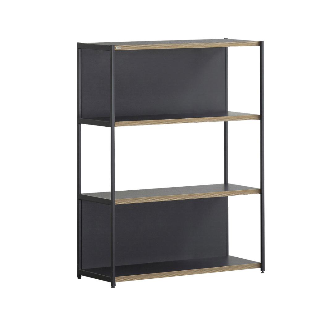 iloom 怡倫家居 Desker 800型 三層開放式書櫃 三色可選