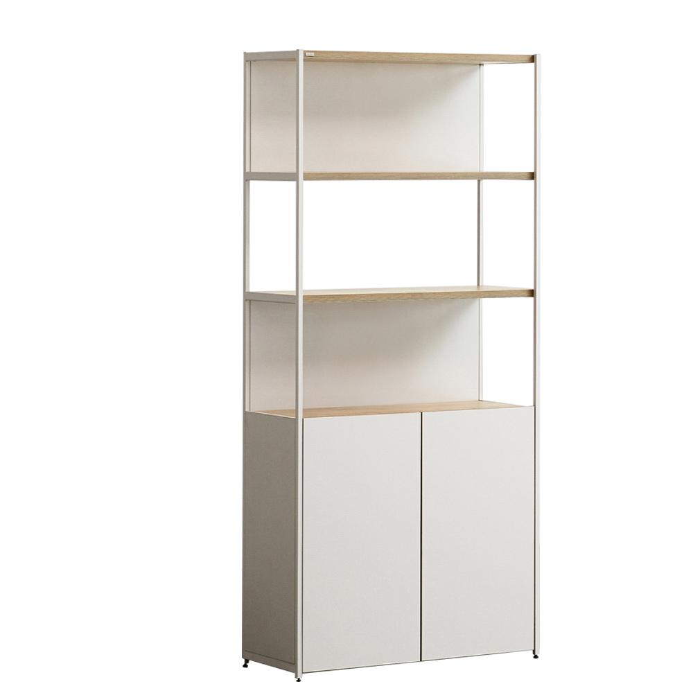 iloom 怡倫家居 Desker 800型 五層收納書櫃 三色可選