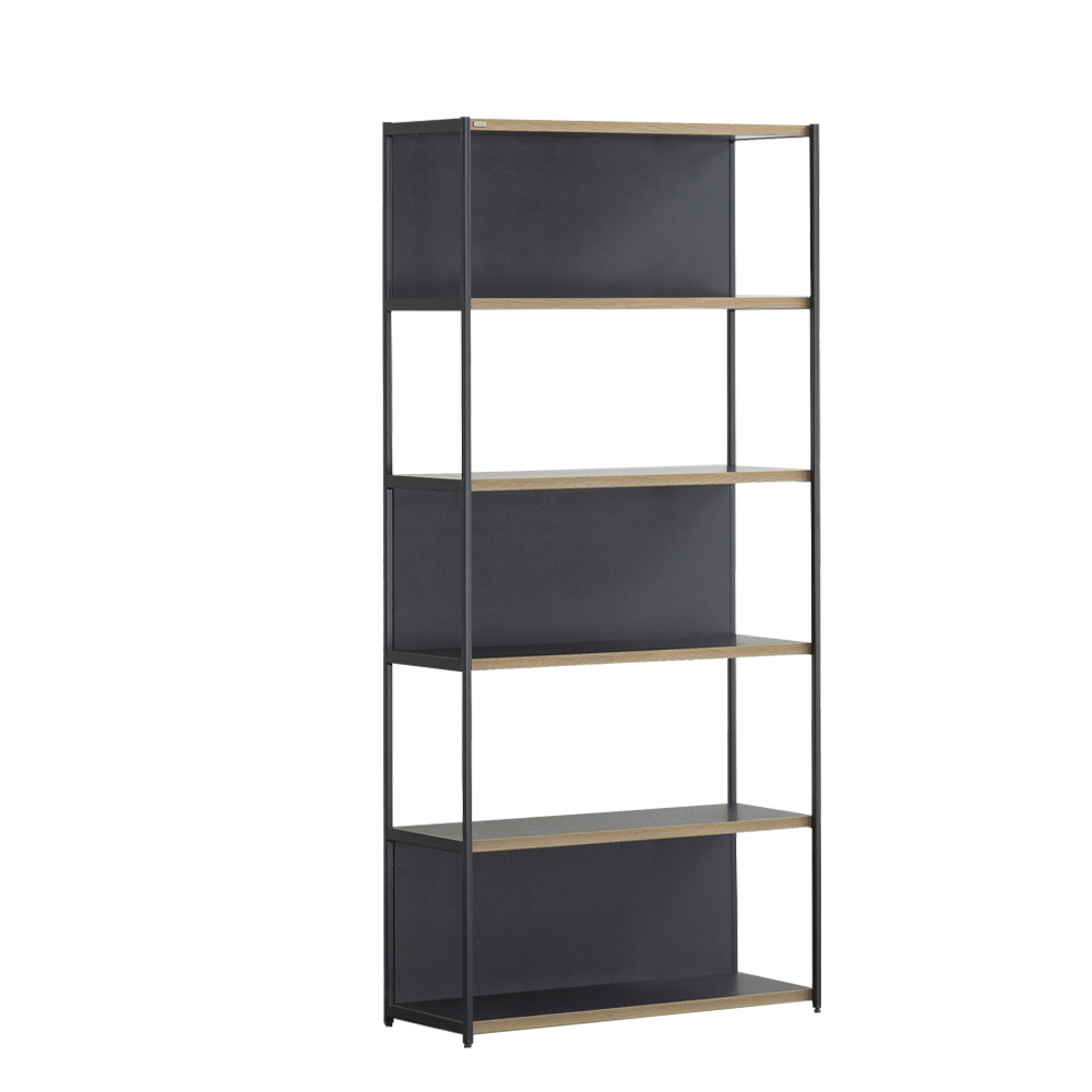 iloom 怡倫家居 Desker 800型 五層開放式書櫃 三色可選