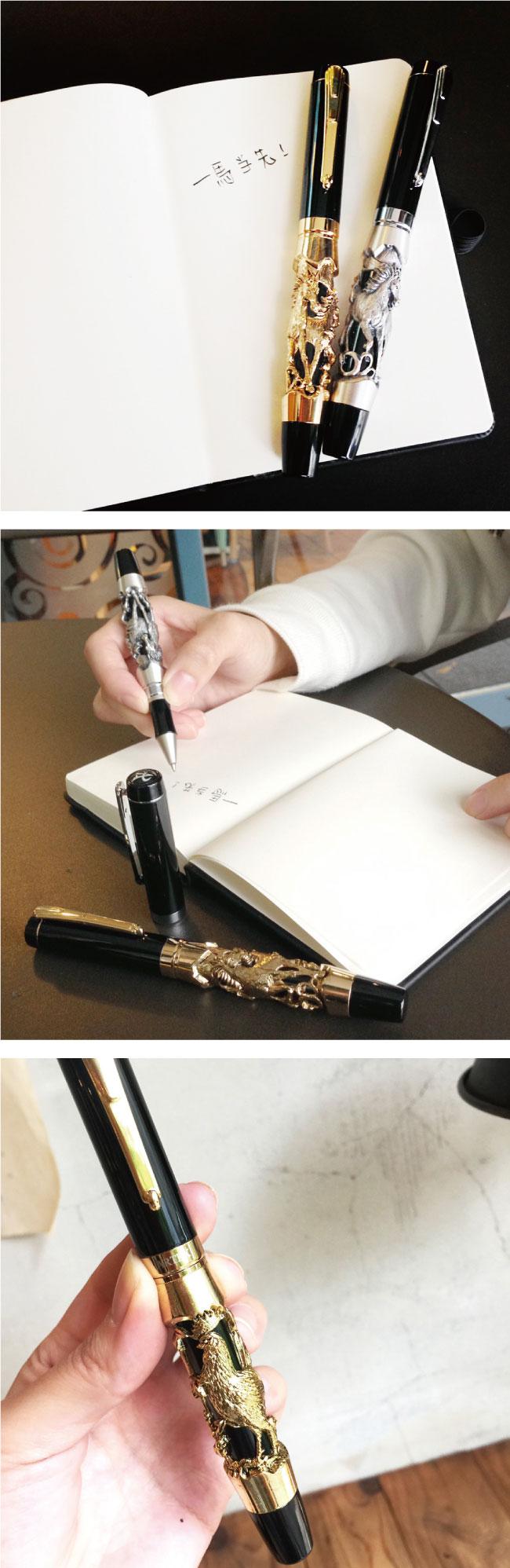 (複製)ARTEX  生肖鋼筆墨水超值禮盒-亮金