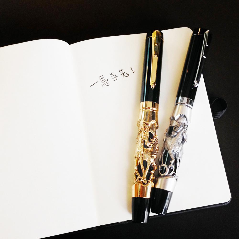 ARTEX| 生肖鋼筆墨水超值禮盒-亮金