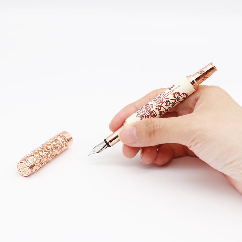 ARTEX|國立故宮博物院聯名 金番花鋼筆