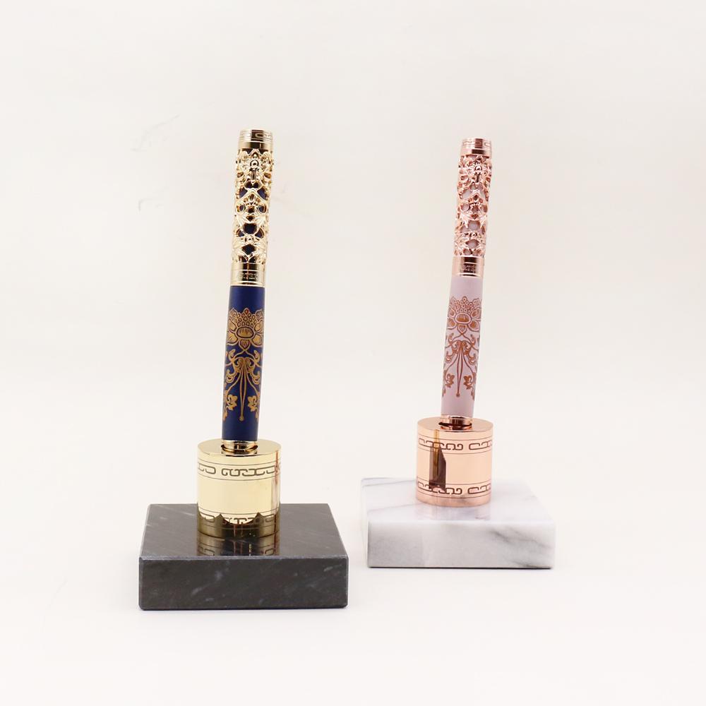 ARTEX 國立故宮聯名 金番花鋼筆禮盒(新色上市)