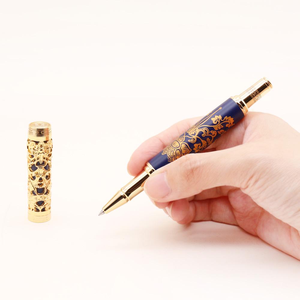 ARTEX|國立故宮聯名 金番花鋼珠筆(新色上市)