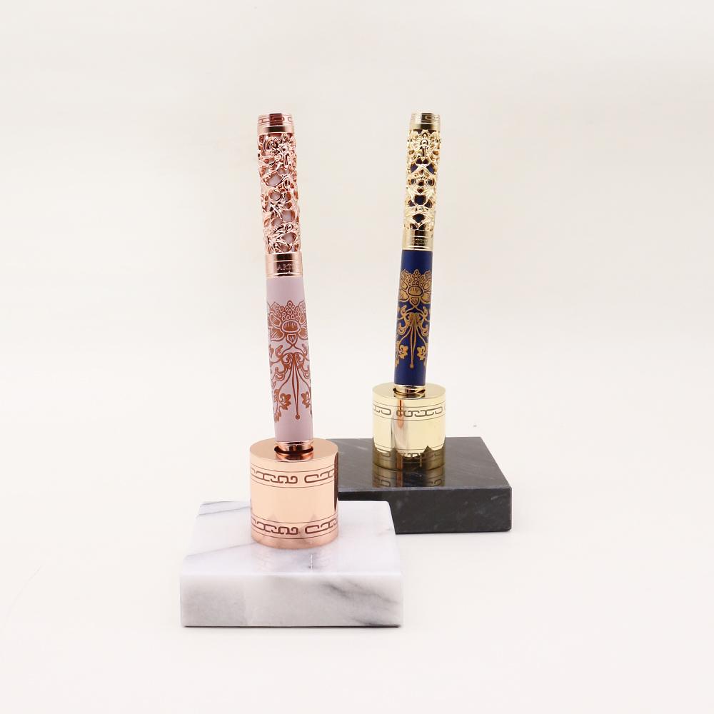 ARTEX|國立故宮聯名 金番花鋼珠筆禮盒(新色上市)
