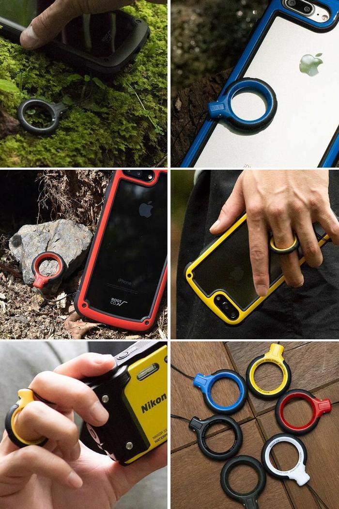 (複製)日本 ROOT CO.│iPhone 11 Pro Max Tough & Basic 透明背板軍規防摔手機保護殼 - 共六色