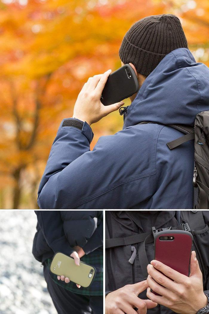 (複製)日本 ROOT CO.│iPhone SE2 / 7 / 8 iFace 小蠻腰+腕帶吊繩 - 共六色