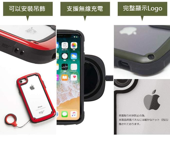 日本 ROOT CO.|iPhone 12 mini Tough & Basic 透明背板軍規防摔手機保護殼 - 共五色