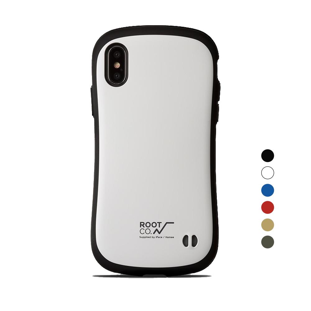 日本 ROOT CO.│iPhone X / Xs iFace 小蠻腰軍規防摔手機保護殼 - 共六色