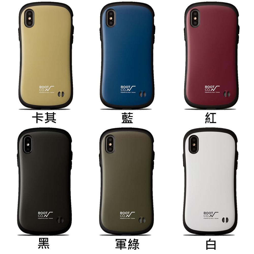 日本 ROOT CO.│iPhone Xs Max iFace 小蠻腰軍規防摔手機保護殼 - 共六色
