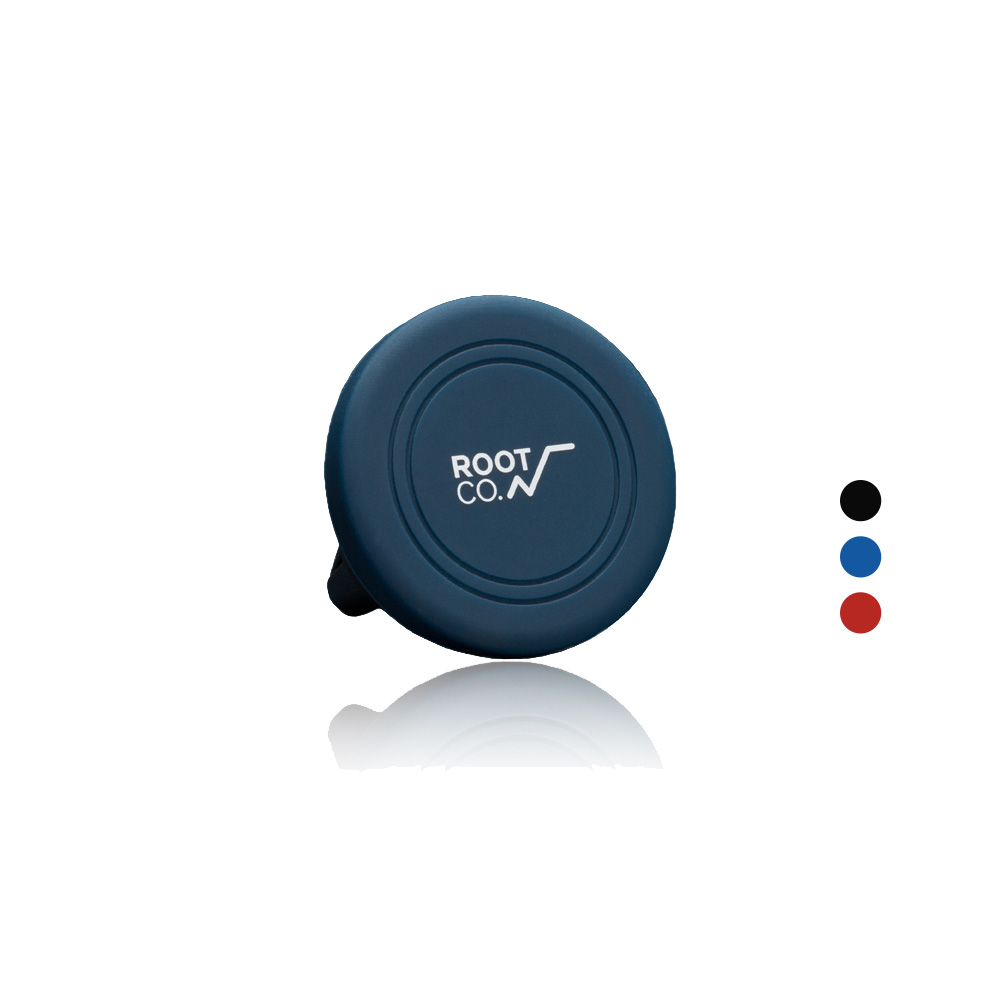 日本 ROOT CO.│PLAY Car Mount 磁吸式車用手機架 - 共三色