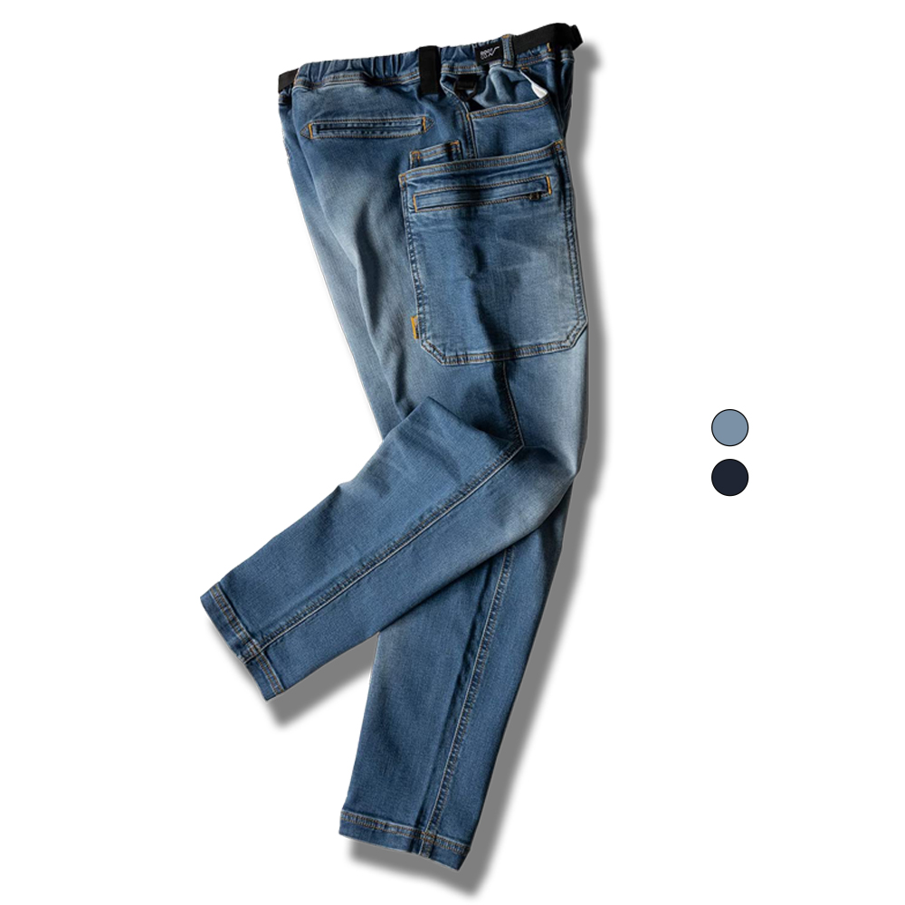 日本 ROOT CO.|GRIP SWANY 聯名牛仔長褲 - 共兩色
