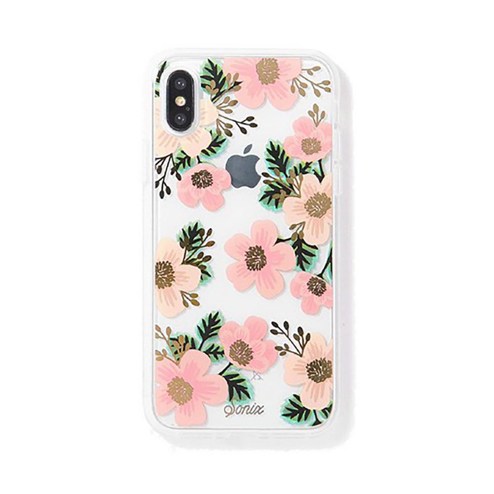 美國 Sonix|iPhone X/XS Southern Floral 花浪南方軍規防摔手機保護殼