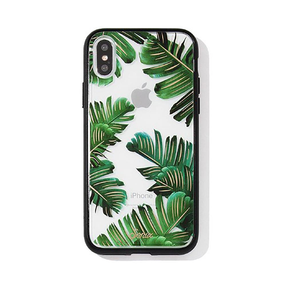 美國 Sonix|iPhone X/XS Bahama 金色雨林軍規防摔手機保護殼