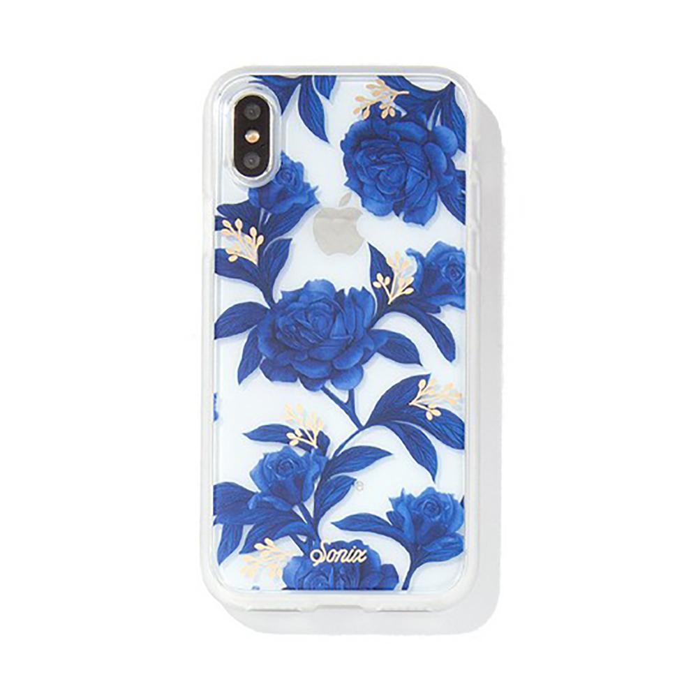 美國 Sonix iPhone X/XS Blue Bell 皇家藍鈴軍規防摔手機保護殼