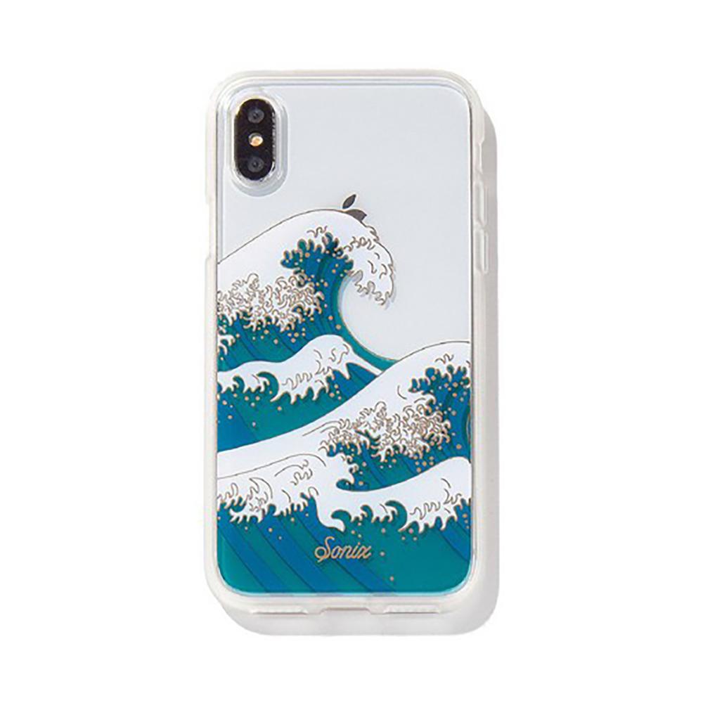 美國 Sonix|iPhone X/XS Tokyo Wave 江戶日本軍規防摔手機保護殼
