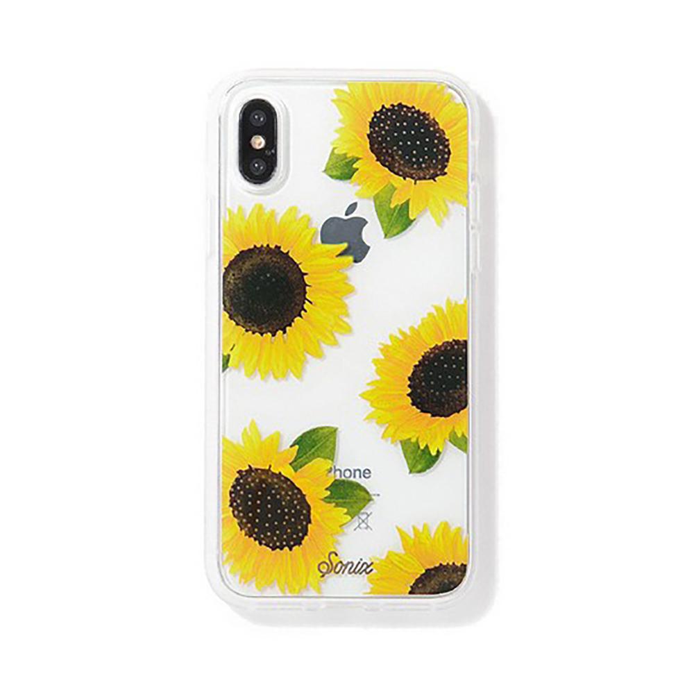 美國 Sonix|iPhone X/XS Sunflower 太陽花滿軍規防摔手機保護殼