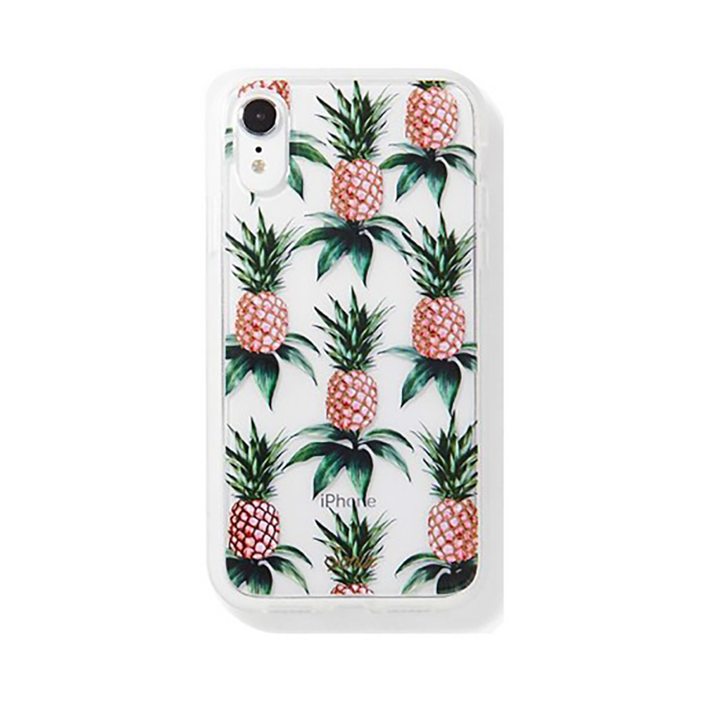 美國 Sonix iPhone XR Pink Pineapple 粉紅鳳梨軍規防摔手機保護殼