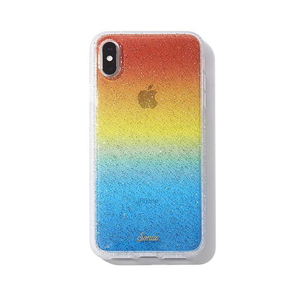 美國 Sonix|iPhone XS Max Sunset Glitter 日落大道軍規防摔手機保護殼