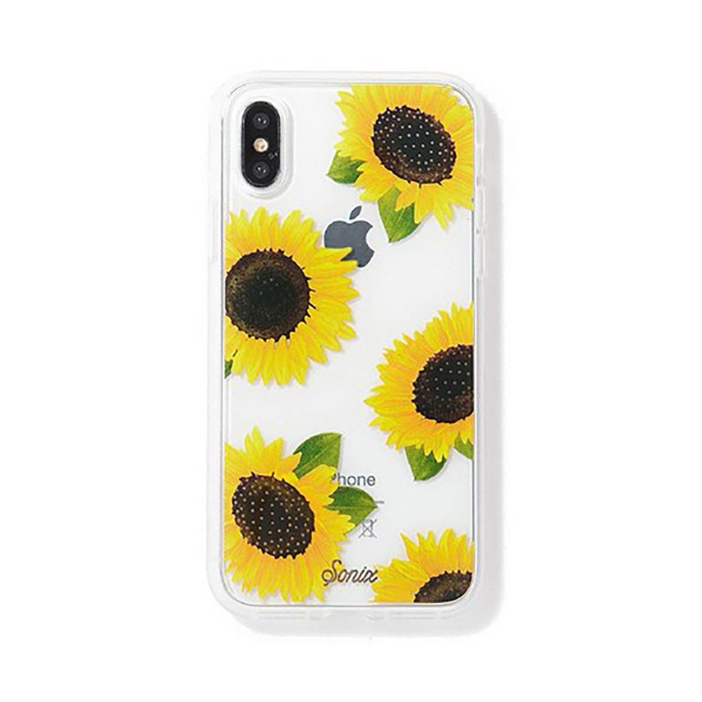 美國 Sonix|iPhone XS Max Sunflower 太陽花滿軍規防摔手機保護殼