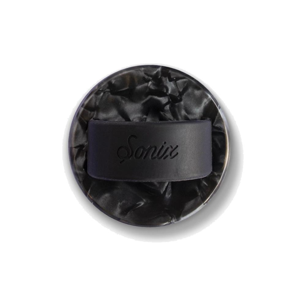 美國 Sonix|Black Tort 貝殼黑止滑手機環