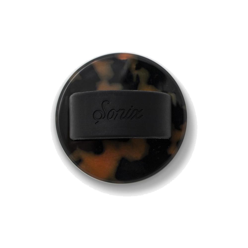 美國 Sonix|Brown Tort 琥珀黑止滑手機環