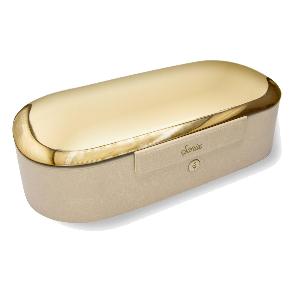 美國 Sonix Gold 閃耀金萬用雙重殺菌消毒盒