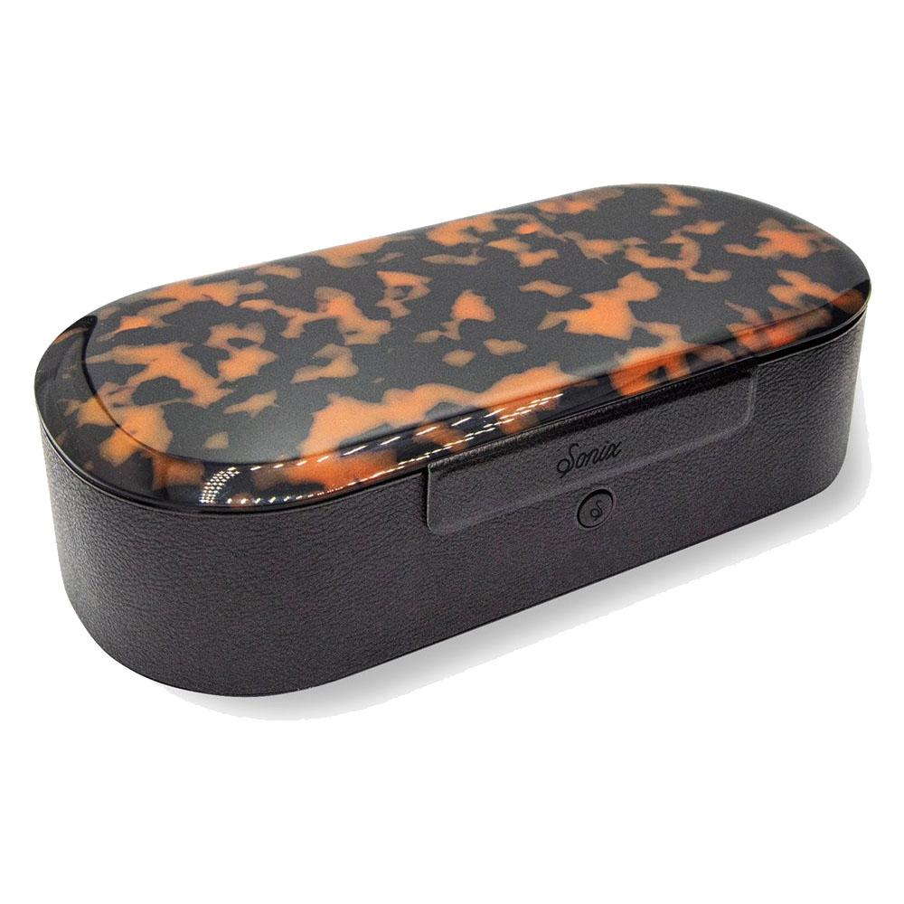 美國 Sonix|Brown Tort 琥珀黃萬用雙重殺菌消毒盒