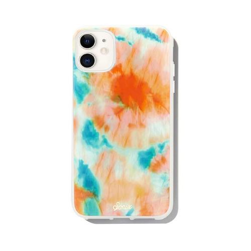 美國 Sonix iPhone 11 Orange Glow 螢光釉藍軍規防摔手機保護殼