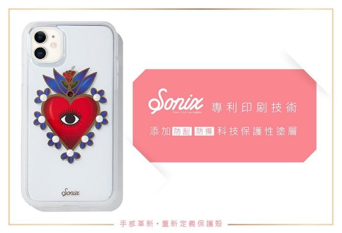 (複製)美國 Sonix|iPhone 11 Desert Lily (White) 沙漠百合-白軍規防摔手機保護殼