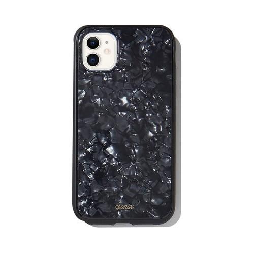 美國 Sonix|iPhone 11 Black Pearl Tort 暗夜珍珠軍規防摔手機保護殼