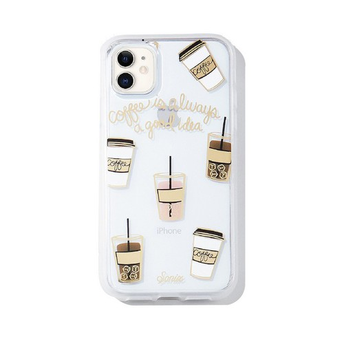 美國 Sonix|iPhone 11 Coffee 咖啡因子軍規防摔手機保護殼