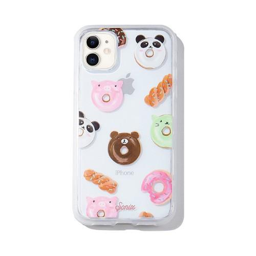 美國 Sonix|iPhone 11 Kawaii Donuts 點心動物園軍規防摔手機保護殼