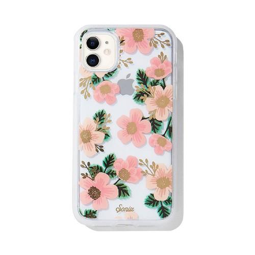 美國 Sonix|iPhone 11 Southern Floral 花浪南方軍規防摔手機保護殼