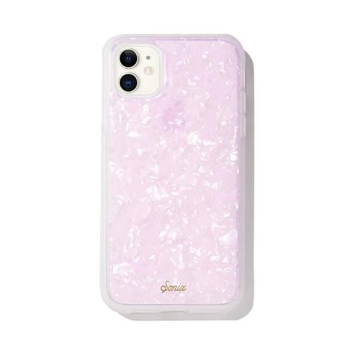 美國 Sonix iPhone 11 Pink Pearl Tort 粉紅貝殼軍規防摔手機保護殼