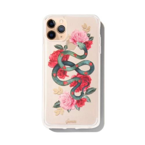 美國 Sonix|iPhone 11 Pro Snake Heart 玫杜莎軍規防摔手機保護殼