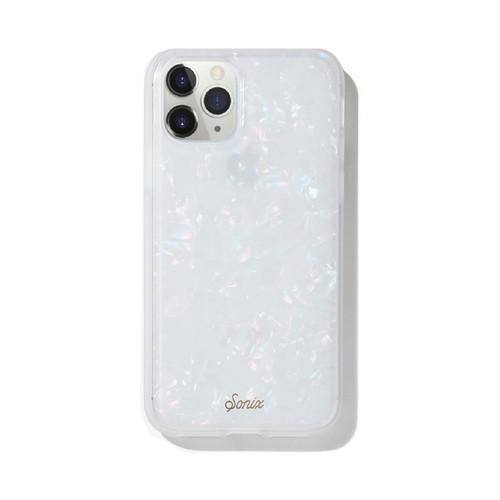 美國 Sonix|iPhone 11 Pro Pearl Tort 珍珠貝殼軍規防摔手機保護殼