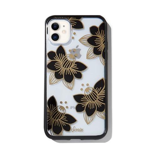 美國 Sonix|iPhone 11 Pro Desert Lily (Black) 沙漠百合-黑軍規防摔手機保護殼