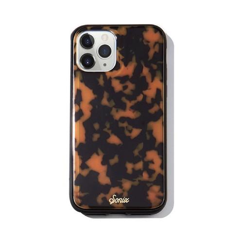 美國 Sonix|iPhone 11 Pro Brown Tort 琥珀豹動軍規防摔手機保護殼