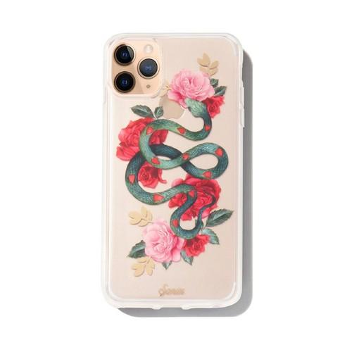 美國 Sonix|iPhone 11 Pro Max Snake Heart 玫杜莎軍規防摔手機保護殼