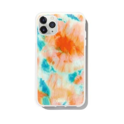 美國 Sonix|iPhone 11 Pro Max Orange Glow 螢光釉藍軍規防摔手機保護殼