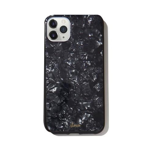 美國 Sonix iPhone 11 Pro Max Black Pearl Tort 暗夜珍珠軍規防摔手機保護殼