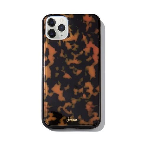 美國 Sonix|iPhone 11 Pro Max Brown Tort 琥珀豹動軍規防摔手機保護殼