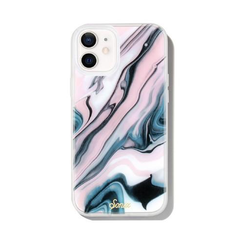 美國 Sonix|iPhone 12 mini Blush Quartz 石英腮紅抗菌軍規防摔手機保護殼