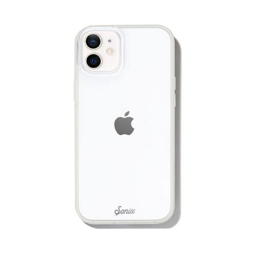 美國 Sonix|iPhone 12 mini Clear 清新可麗抗菌軍規防摔手機保護殼
