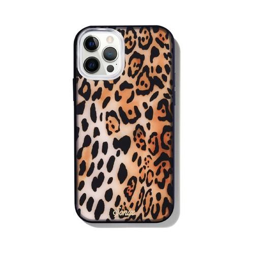 美國 Sonix|iPhone 12 Pro Max Watercolor Leopard 給我豹豹抗菌軍規防摔手機保護殼
