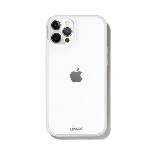 美國 Sonix|iPhone 12 Pro Max Clear 清新可麗抗菌軍規防摔手機保護殼
