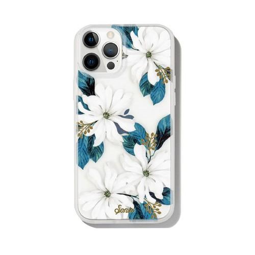 美國 Sonix|iPhone 12 Pro Max Delilah 金迷花欉抗菌軍規防摔手機保護殼